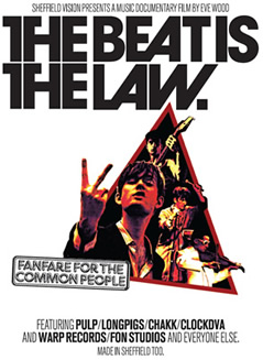 The Beat Is The Law - Fanfare DVD
